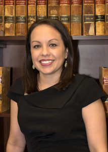 Jennifer Saenz - Paralegal
